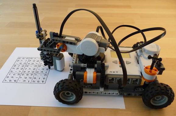 Sudoku Solver robot